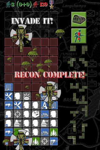Jigsaw Commando - náhled
