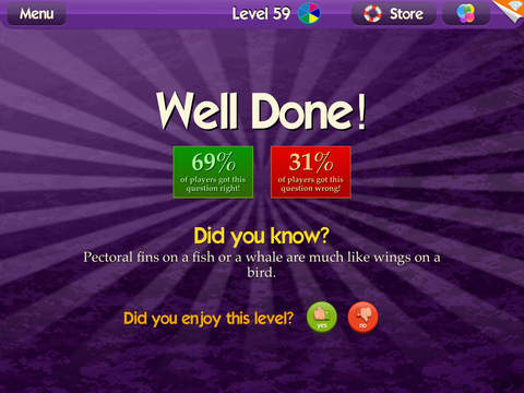 What's the Trivia? ~ take a crack at becoming a trivial millionaire in this pursuit of puzzle bliss! screenshot 8