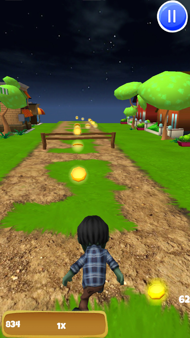 Angry Frankenstein 3D - FREE Edition screenshot 3
