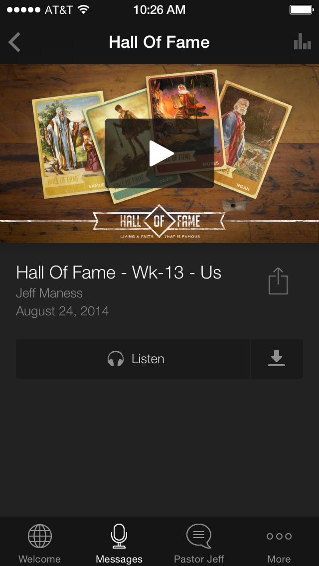 Element Church screenshot 3