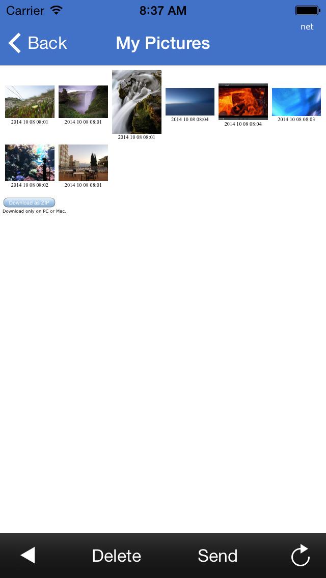 Image Tank to go screenshot 2