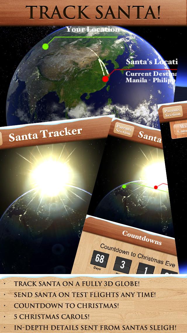 Santa Video Call & Tracker™ screenshot 1