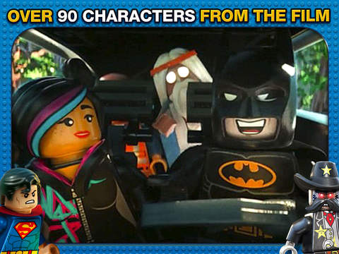 The LEGO® Movie Video Game screenshot 7