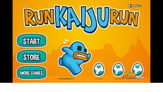 Run Kaiju Run screenshot 4