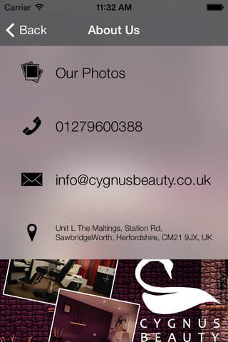 Cygnus Beauty - náhled