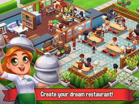 Food Street – Restaurant Game screenshot 6