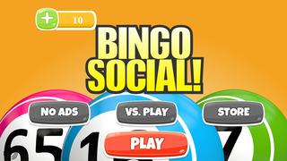 Bingo Social - Multiplayer Edition screenshot 1