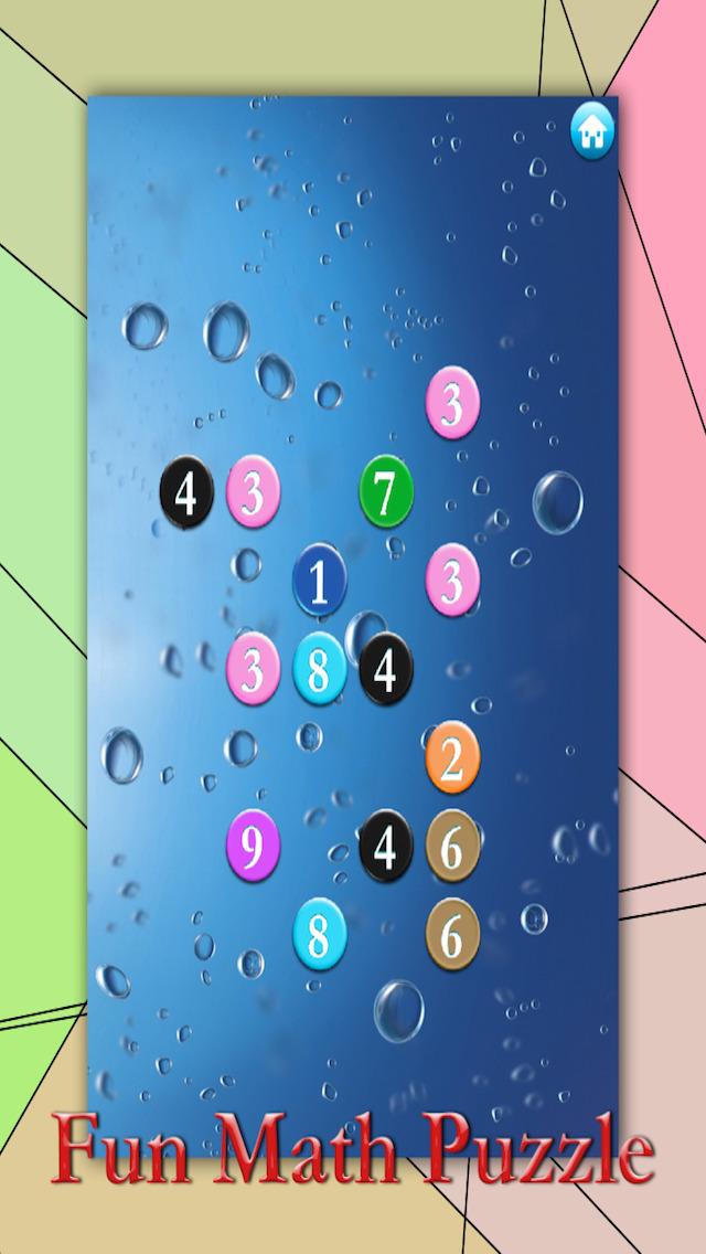 Amazing Number Quiz - Clever Brain Train Free screenshot 2