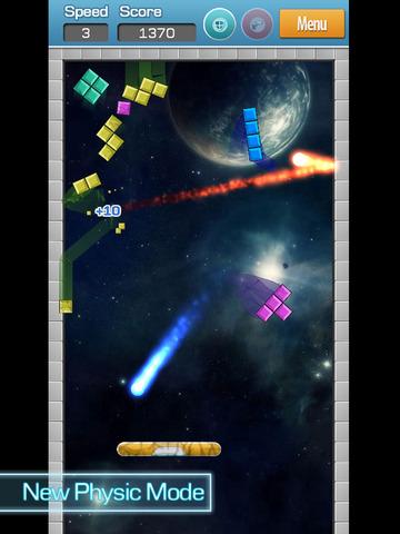 Brick Breaker Classic 2016 - Ultimate Revolution screenshot 7
