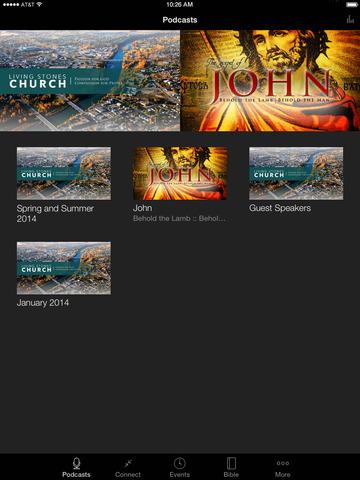 Living Stones Church screenshot 4
