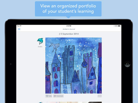 Seesaw Parent and Family screenshot 6
