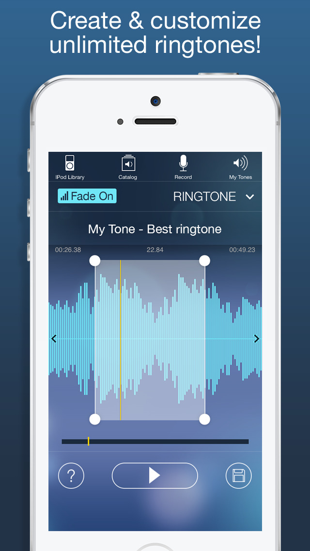 free ringtone songs for iphone ringtones for iphone ios 8 ios 16972
