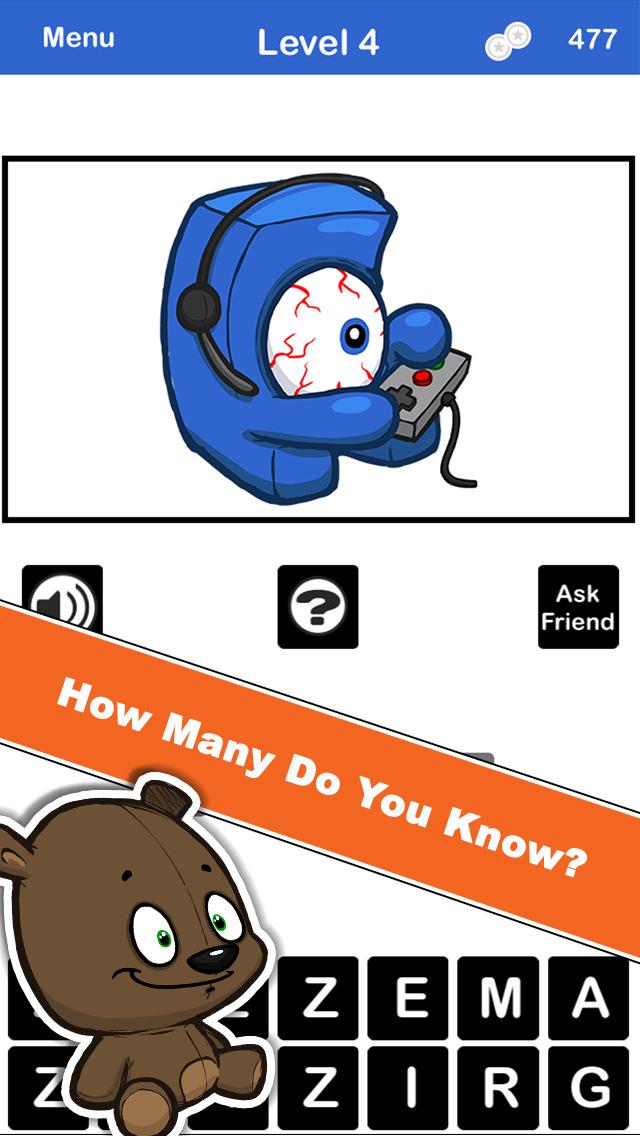 iClops & Friends Quiz, Gotta guess 'em all! Free screenshot 5