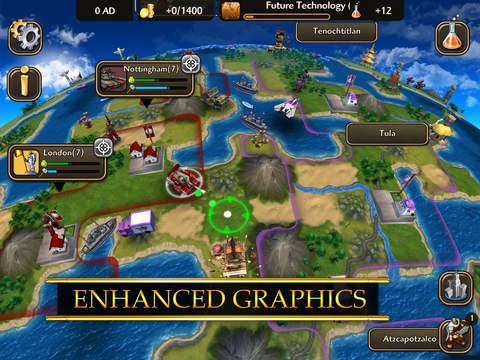 Civilization Revolution 2 screenshot 6