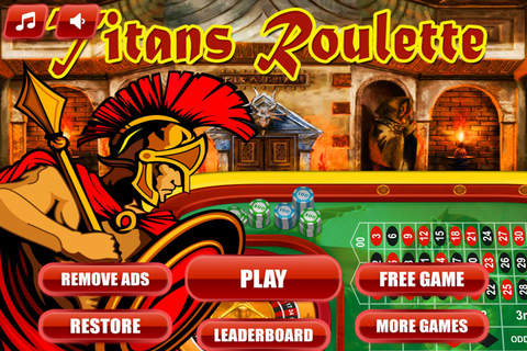 Roulette Pro Titans Casino! Hit it Rich with Lates - náhled