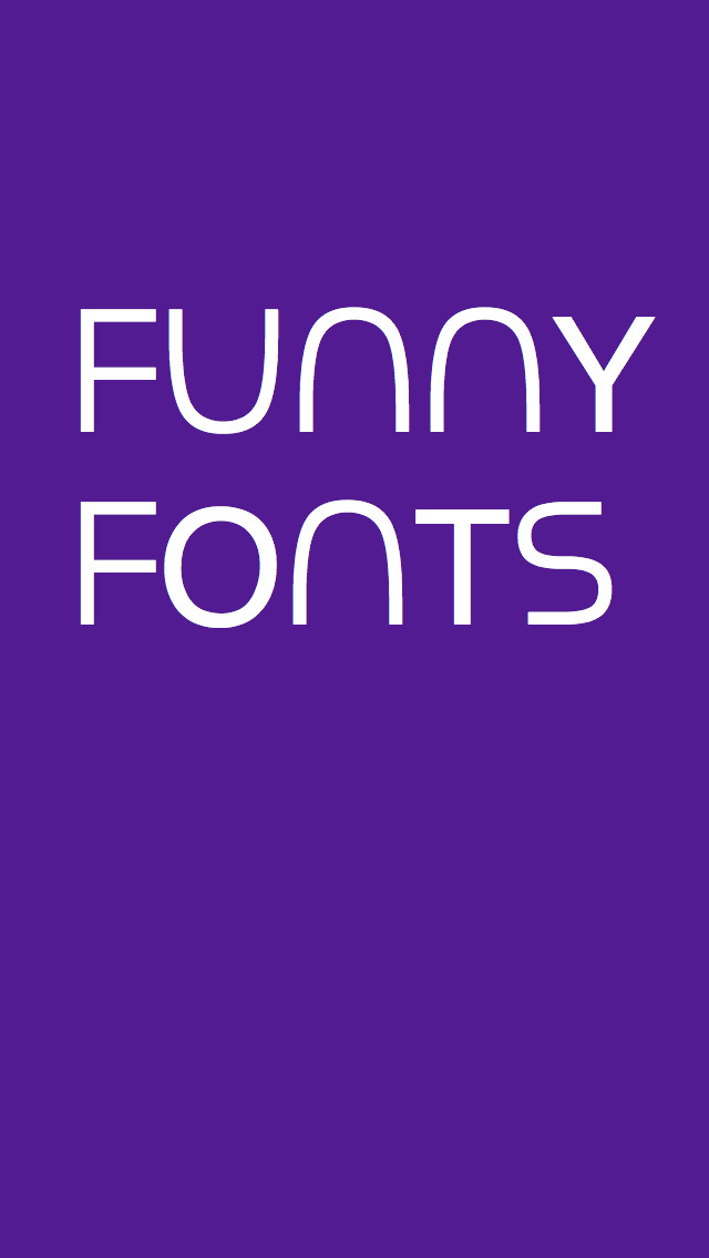 Funny Fonts Pro screenshot 5