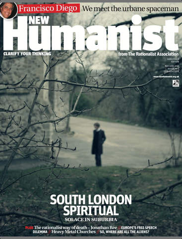 New Humanist screenshot 6