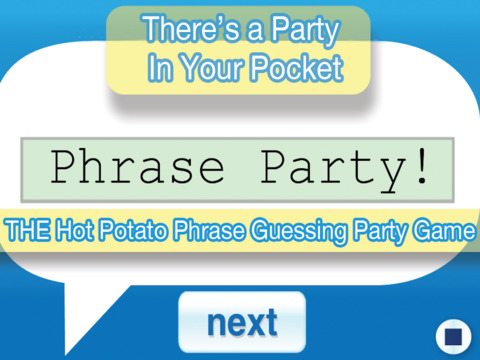 Phrase Party! — funny charades screenshot 6