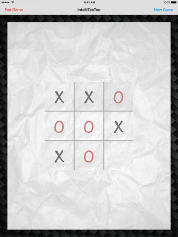 IntelliTacToe   Tic Tac Toe game which you will ne - náhled