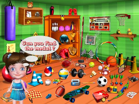 Hidden Objects Kids Adventure screenshot 7