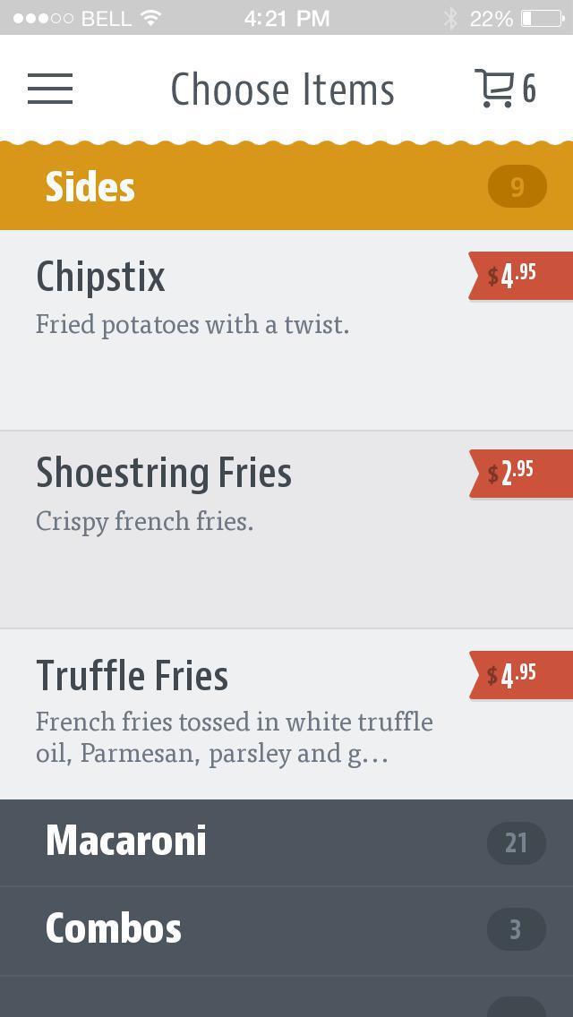 Elbows Mac N' Cheese screenshot 3