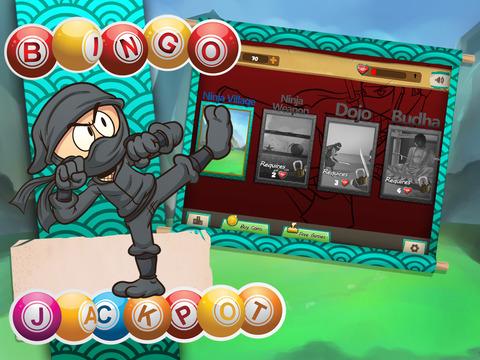 Ninja Bingo screenshot 7