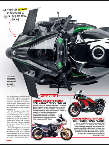 Motos Revista screenshot 9