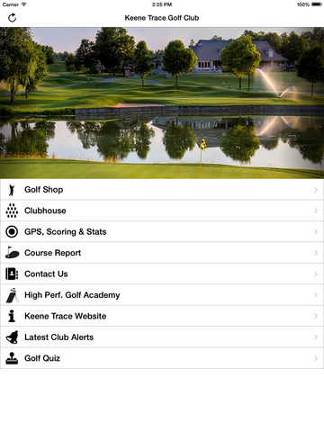 Keene Trace Golf Club screenshot 4