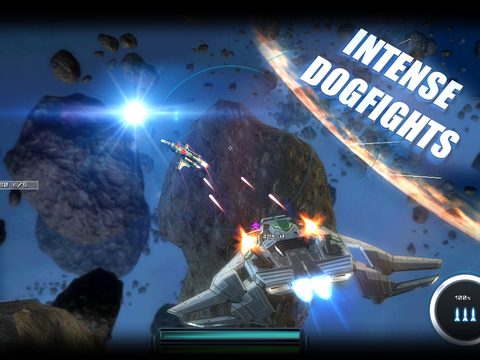 Strike Wing: Raptor Rising screenshot 6