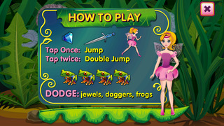 Tinkerbell Fairy Adventure screenshot 2