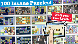 Find a Way, José! - Train your brain with puzzles screenshot 5