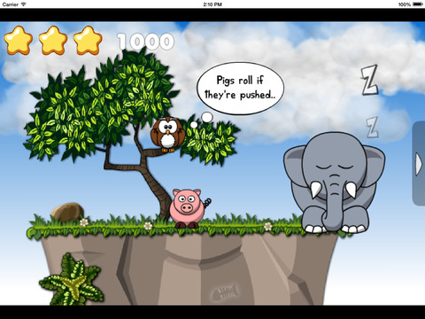Snoring Elephant screenshot 8