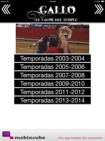 Eduardo Gallo Torero screenshot 6