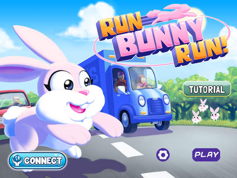 Rescue Rabbit Rush - náhled