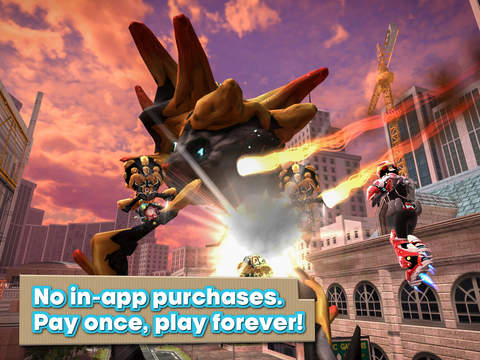 Playworld Superheroes screenshot 7