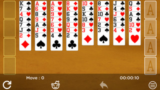FreeCell ◊ screenshot 2