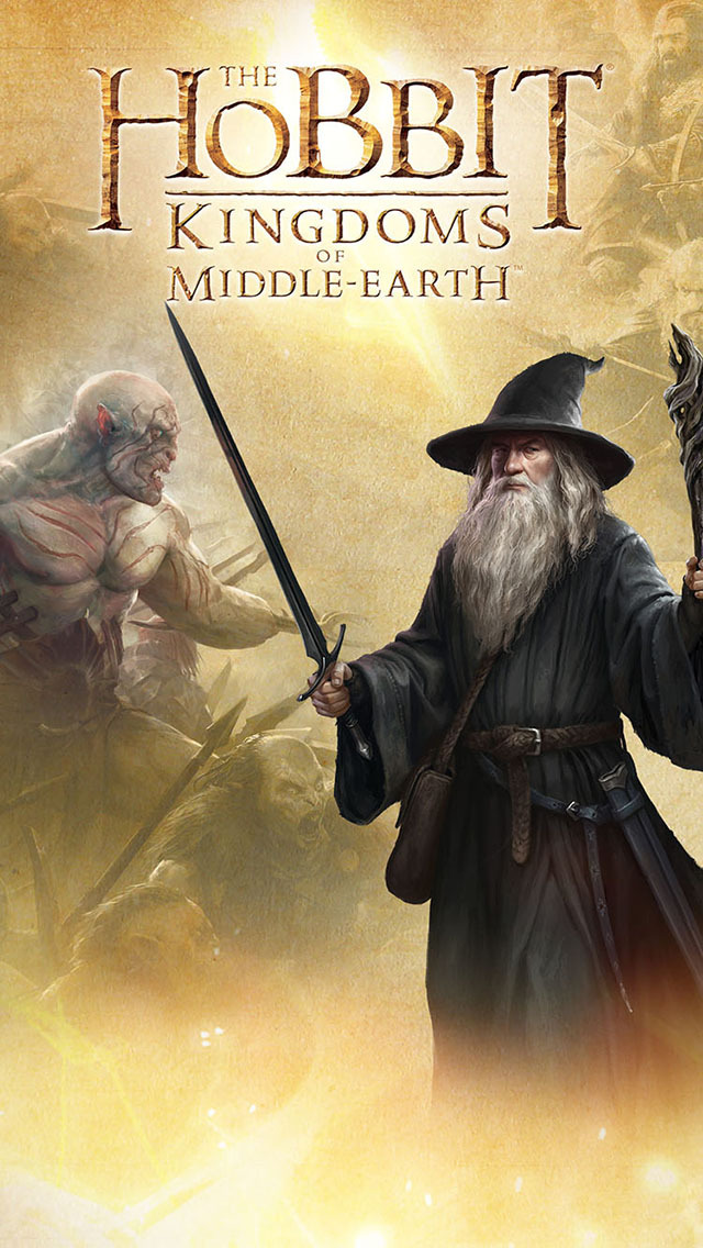 The Hobbit: Kingdoms of Middle-earth screenshot 1