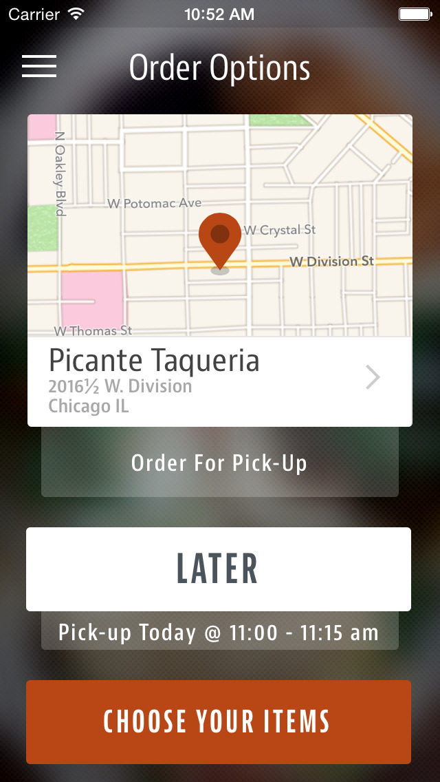 Picante Taqueria screenshot 2