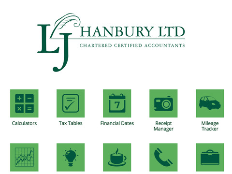 LJ Hanbury Ltd screenshot #2