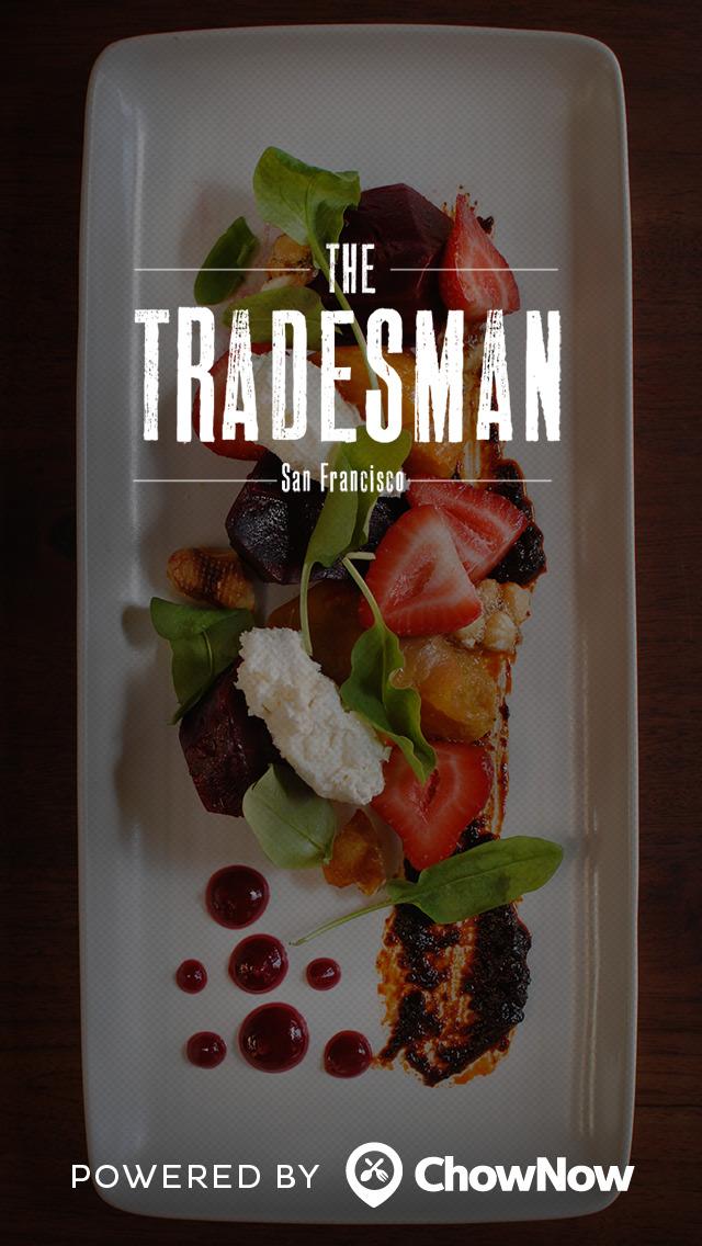 The Tradesman screenshot 1