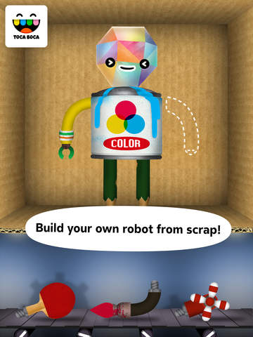 Toca Robot Lab screenshot 6
