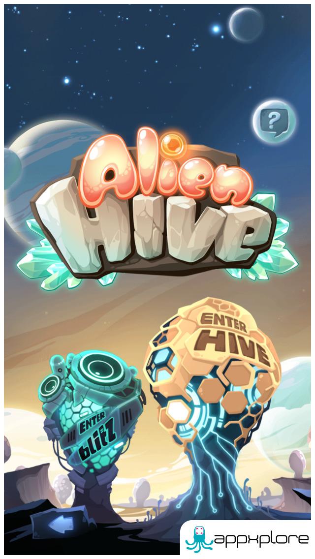 Alien Hive screenshot 1