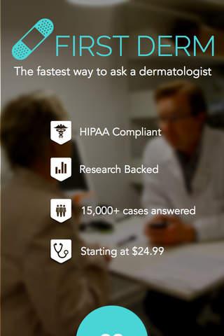 First Derm - Anonymous Dermatologist & Dermatology - náhled