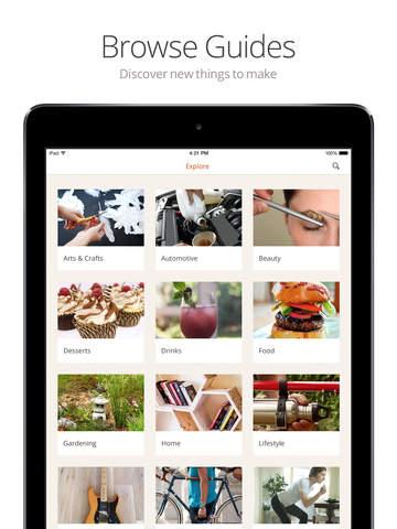 Snapguide - How-tos, Recipes, Fashion, Crafts, iPhone Tips and Lifehacks screenshot 7