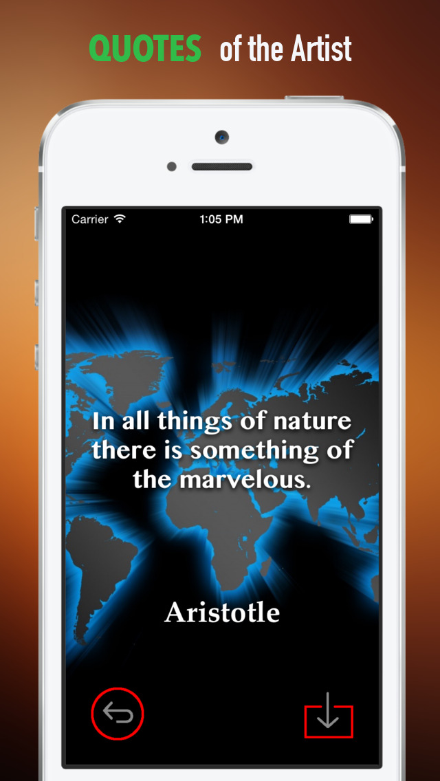 Earth Wallpapers HD: Quotes Backgrounds with Art Pictures screenshot 4