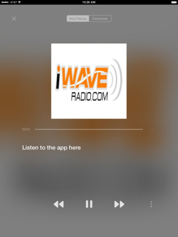 iwaveradio screenshot 5
