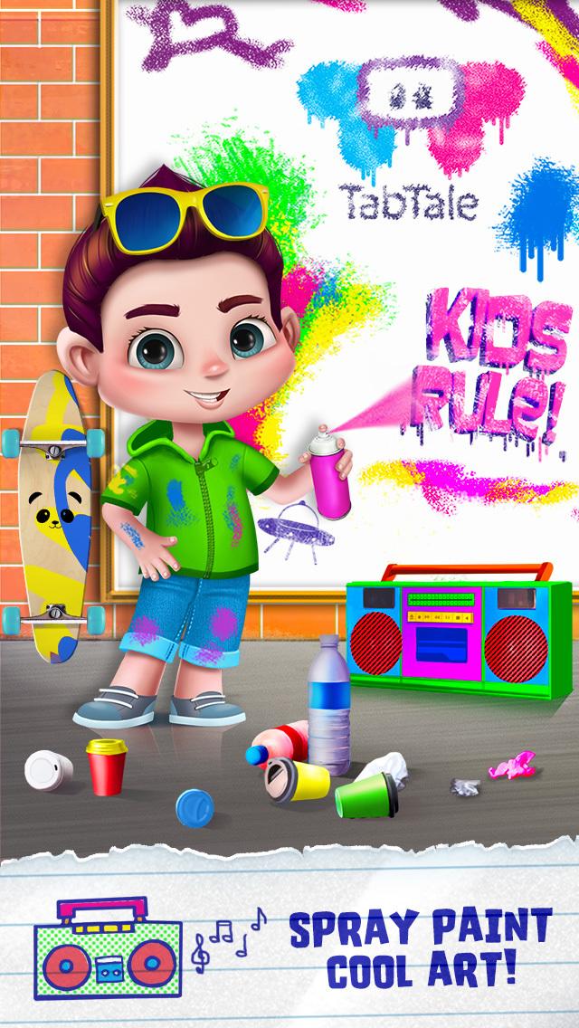Rock The School! screenshot 3