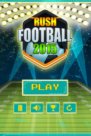Champions Football Rush 2015 - náhled