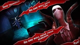 Slender Man Origins 3: Abandoned School screenshot 1