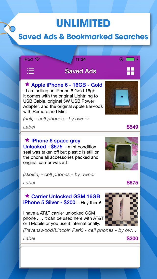 iphone 5c craigslist classifieds pro for craigslist by bh media corp 8463